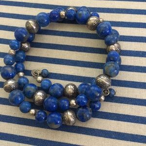 Jewelry - Lapis Braclet